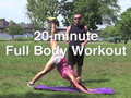 20 Minute Full Body Workout!